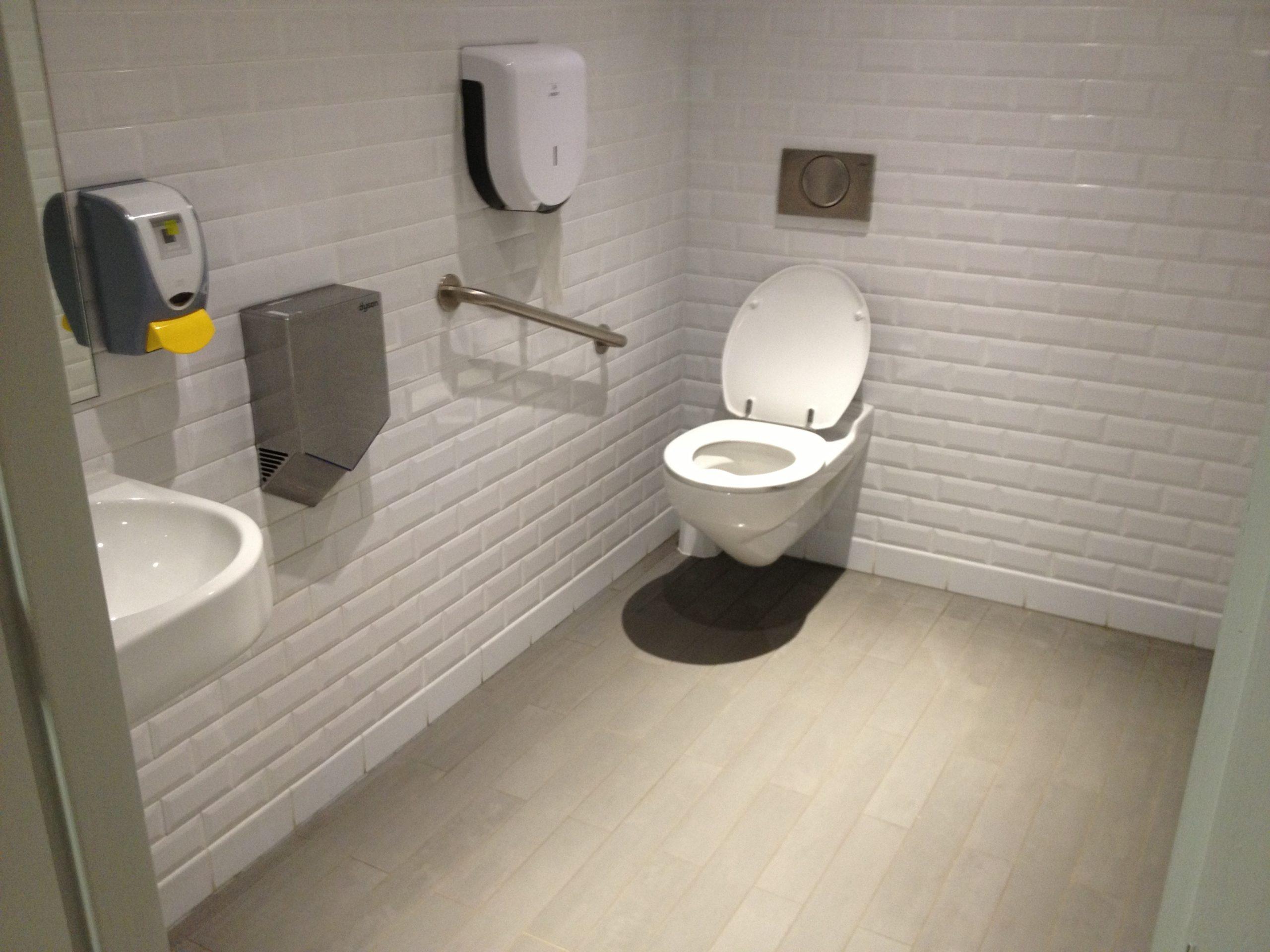 toilette, w.c. poser par plombier ales