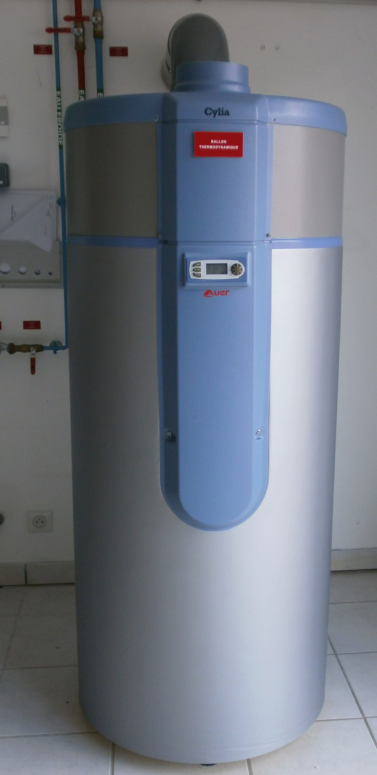 Installateur de chauffe-eau électrique et de thermodynamique sur le secteur d'Alès.